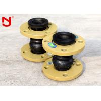 Buy cheap OEM ODM Double Sphere Rubber Expansion Joint Lightweight Multiple Application product