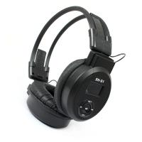 China New LCD Foldable Wireless Headphone Headset FM Radio TF Card Sport MP3 Player on sale