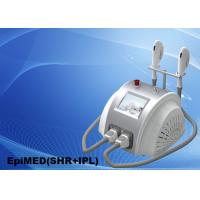 Buy cheap SHR Painless Hair Remover , Hair Depilation Machine Body Hair Removal For Men product