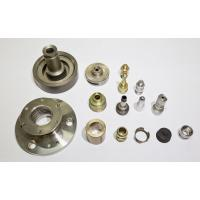 Buy cheap Fabrications Service CNC Machining Parts , Cnc Machined Components For Railway Industry product