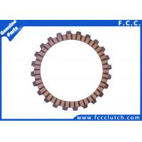 Quality Honda Motorcycle Clutch Plates KWW GGNA 22204-KWW-741 OEM ODM Service for sale