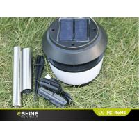 Buy cheap ABS 8 LEDs Solar Led Street Lights For Garden with Stainless Steel Rod from wholesalers