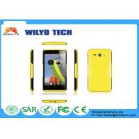 Buy cheap Multi Color 5 Inch Screen Smartphones MT6572 Dual Core GPS Support WCDMA product