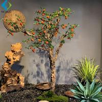 Buy cheap 2m Height Artificial Berry Tree , Artificial Pomegranate Tree For Thanksgiving Christmas product
