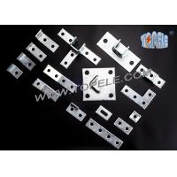 Buy cheap Strut Channel / C Channel / Channel Supporting System Flat Plate / Angle Bar, Unistrut Connecting Plate product