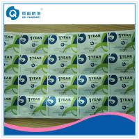 Buy cheap Anti-counterfeit Tamper Proof Labels Material For VOID Tamper Proof Labels product