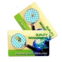 Buy cheap 3D LENTICULARR PRINTING CAD Wholesale 3D lenticular pocket calendar card/ID card/business card product