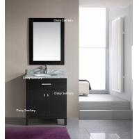Buy cheap European Style Modern Vanity Set , Safe And Integrate Modern Single Sink Vanity product