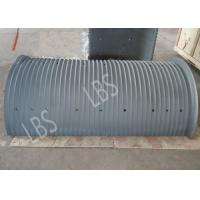 Buy cheap Split Type Lebus Grooved Sleeves with Different Material / Carbon Steel and Stainless Steel product