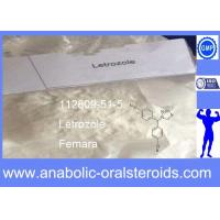 Buy cheap Oral Femara / Letrozole 112809-51-5 Natural Anti Estrogen Supplements product