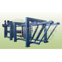 Buy cheap Autoclaved Concrete Blocks Machine High Efficiency For Bottom Scrap product