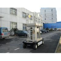 Quality 400 kg Loading Mobile Elevating Working Platform 8m For Outdoor Maintenance Work for sale