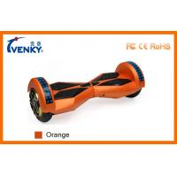 Buy cheap Seatless Smart Self Balance Two Wheel Balance Scooter With Led Light Bluetooth Remote Key product
