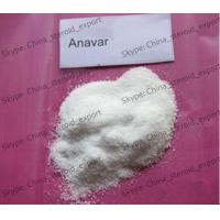 Buy cheap White Crystalline Anabolic Steroid powder Oxandrolone Anavar product