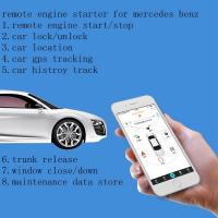 Buy cheap Remote Engine Starter  Car Engine Lock From Smartphone Engine Lock/unlock By App Car Alarm GPS Tracking Worldwide product