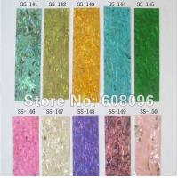 Buy cheap SS-141-150 Shell Strip For Nail Art Decoration product