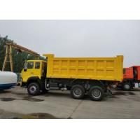 Buy cheap SINOTRUK HOWO 8x4 Dump Truck , 50 Ton Dump Truck With12.00r20  Tyres product