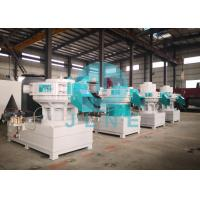 Buy cheap Grass Hay Ring Die Pellet Machine Fabrication Pellet Palm Empty Fruit Bunch product