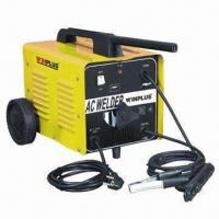Buy cheap MMA AC/ARC Welding Machine with Rated Current 55 to 130A and 2.0 to 3.2mm Applied Welding Rod product