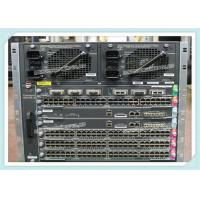 Buy cheap WS-C4507R+E Cisco Switch Catalyst 4500E 7 Slot Chassis For 48Gbps / Slot Power Redundancy product