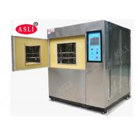 Buy cheap LCD Touch Control Programmable Electronics Thermal Shock Testing Chamber product