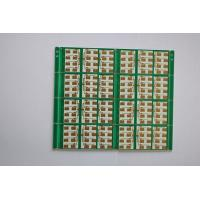 China Laminate Rogers PCB 4350B 2 Layer PCB Substrate High Frequency Printed PCB Board wholesale