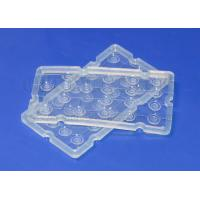 Buy cheap Transparent Rubber Silicone Rubber Keypad Inserts No Carbon Contact Nonstandard Size product