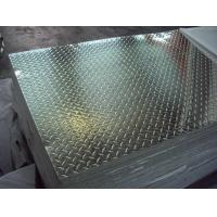 Buy cheap 2.0mm Stucco Mirror Aluminum Tread Plate Embossed Non Coated Sheet product