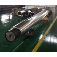 Buy cheap Spline And Nickel Marine Propeller Shaft Forged Steel ODM OEM Aproved product
