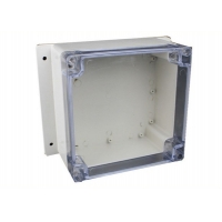 Buy cheap OEM ODM 16*16*9cm Outdoor Plastic Electrical Enclosure product
