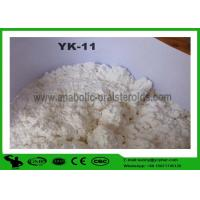 Buy cheap 99.5% Myostat Inhibitor SARMS Raw Powder YK-11 for Increasing Muscle Strength product