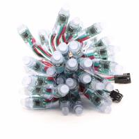 Buy cheap dc 5v through hole pixel led for sign and decoration for christmas /2811ic led pixel/1903led pixel light product