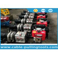 China Fast Speed 5 Ton Winch Machine , Heavy Duty Cable Pulling Winch wholesale