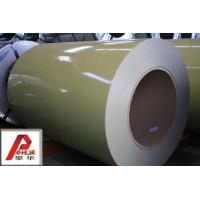 Buy cheap Building material pre painted galvalume steel coil Zinc coating for for roofing sheet product