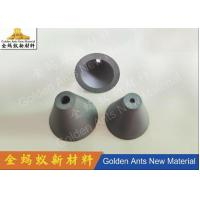 Buy cheap Wear Resistance Tungsten Carbide Nozzle With High Finish Blast Hole Tube product