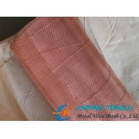 China Phosphor Bronze Wire Mesh With Material C51000, C51900, C52100 Available on sale