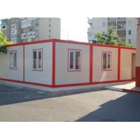 Buy cheap Heya Pre-Made High Quality Modular Sandwich Panel Container House In Greece from wholesalers