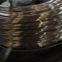 China Polish Flat Spring Steel Wire Stainless Steel Cold Rolled Flat Wire on sale