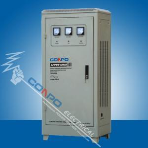 Buy cheap Regulador sin contacto Micro-controlado DJW-WB-5KVA/10KVA/15KVA del estabilizador del voltaje de la remuneración product