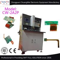 Buy cheap Desktop Hot Bar Soldering Machine for Fpc-Flexible Circuit Board Hot Bar Welding with Dual Station product