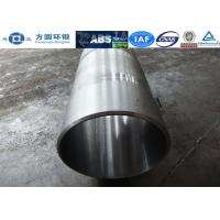 Buy cheap 1.4307 F304 F316 F51 F53 F60 Stainless Steel Forged Sleeves Oil Cylinder Forgings product