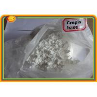 Buy cheap Crepis base  Male Sex Hormone Sexual Enhancement Crepis White crystalline powder product