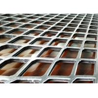 China Steel flat expanded metal wholesale