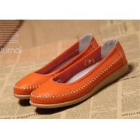 Buy cheap New design Flat shoes women natural leather ladies flats soft shoes from wholesalers