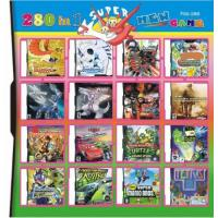 Buy cheap 280 in 1 280 in one Multi games Card for DS/DSI/DSXL/3DS Game Console product