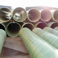 Buy cheap GRP Pipes, Lightweight, High Strength and Corrosion Resistance product