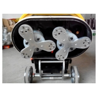 Buy cheap Manual 380V Three Phase Marble Granite Concrete Floor Grinding Machine from wholesalers