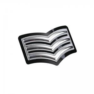 Buy cheap Sequins Custom Metal Badge product