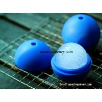 Buy cheap Soccer ball silicone mold ice ball cube tool, silicone ice ball tray product