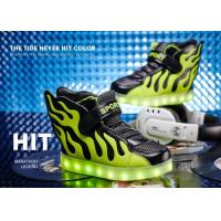 Buy cheap Christmas Childrens LED Shoes Sports Running Shoes EU 25-46 Size product